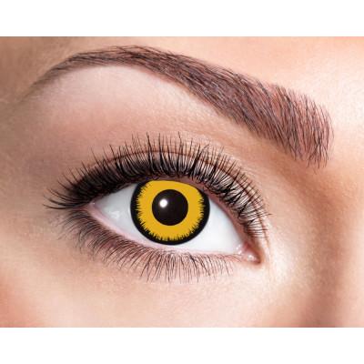 Angelic Yellow Mage World Exclusive Kontaktlinsen