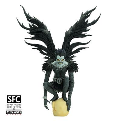 Death Note - Ryuk - Glow in the Dark - 30cm 1/10 PVC Figur