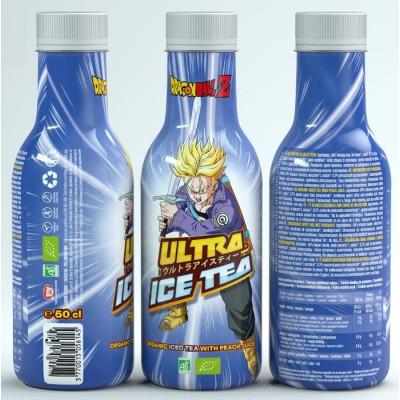 Ultra Ice Tea - Dragon Ball Z - Trunks - Weißer Tee mit Pfirsich 500ml