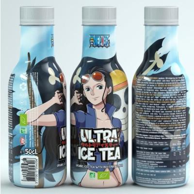 Ultra Ice Tea - One Piece - Nico Robin - Bio-Eistee mit roten Früchten 500ml