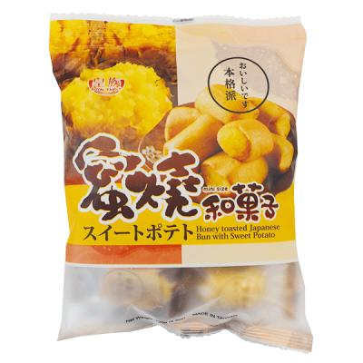 Mochi - Klebreiskuchen - Honig in Geschenk-Box 120g