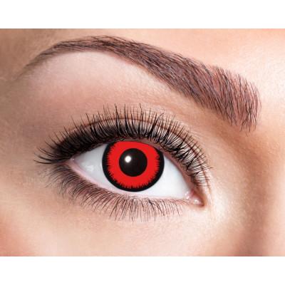 Angelic Red Mage World Exclusive Kontaktlinsen