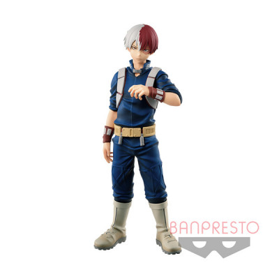 My Hero Academia - Todoroki Shouto - Age of Heroes 17 cm Figur