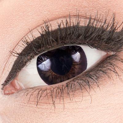 Dolly Black Mage World Exclusive Kontaktlinsen