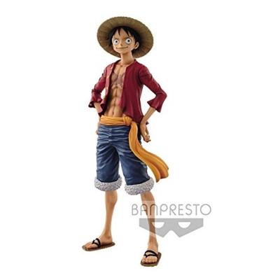 One Piece Monkey D. Ruffy The Grandline Man 27cm Figur