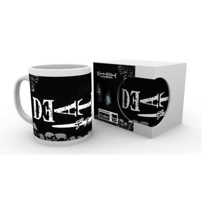 Death Note Logo 320ml Tasse