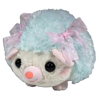 Amufun Amuse Hedgehog Harin Style Igel Blau 32cm Plüsch