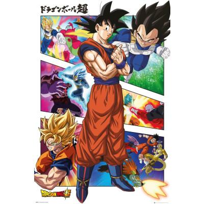 Dragon Ball Super Goku Poster