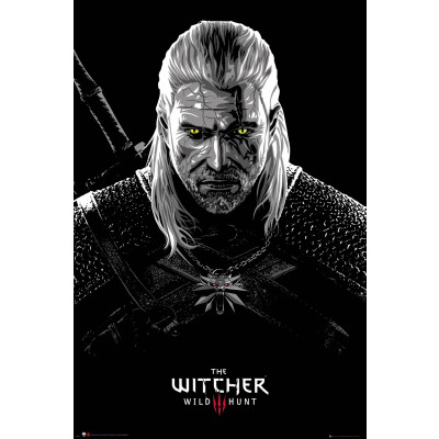 The Witcher Gerald Poster