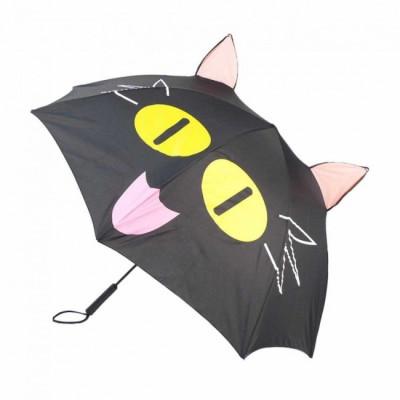 Laughing Neko Regenschirm