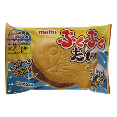 Meito Puku Puku Tai Chocolate 16,5g Snack