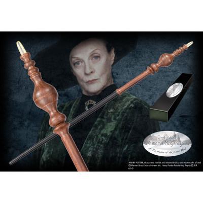 Harry Potter Professor Minerva McGonagall  Charakter-Edition Zauberstab