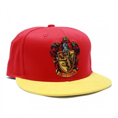 Harry Potter Gryffindor Logo Baseball Cap