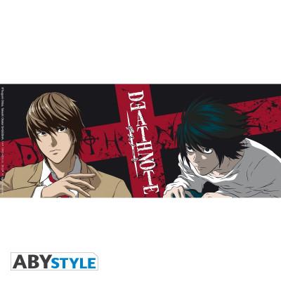 Death Note L & Light 320ml Tasse