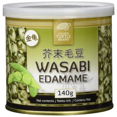Golden Turtle Brand Wasabi Edamame 140gr