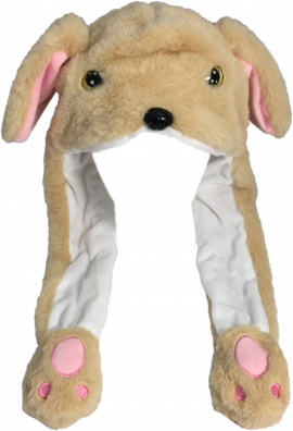 Mage World Happy Ears Hunde Mütze