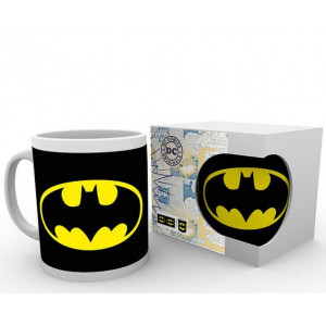 Batman Logo 320ml Tasse