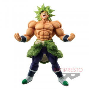 Dragon Ball - Figure Colosseum SSJ Broly SSJ 19 cm Figur
