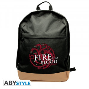 Game of Thrones Targaryen Fire and Blood Rucksack
