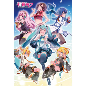 Vocaloid Group Poster