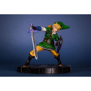The Legend of Zelda - Link Collectors Edition 24cm Figur