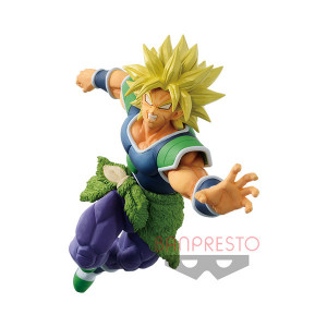 Dragon Ball Super - SSJ Broly - Match Makers 18 cm Figur