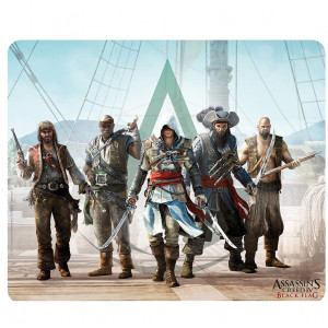 Assassins Creed Black Flag Mauspad