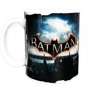 Batman Arkham Knight Gotham Skyline 320ml Tasse