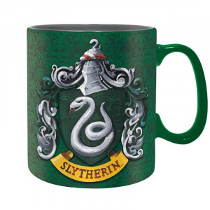 Harry Potter Slytherin 460ml Tasse