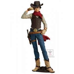 One Piece - Monkey D. Luffy - Ruffy - Treasure Cruise World Journey Vol.1 21 cm Figur