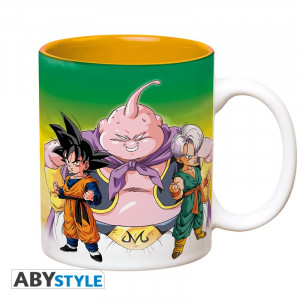 Dragon Ball Z Trunks & Goten 320ml Tasse