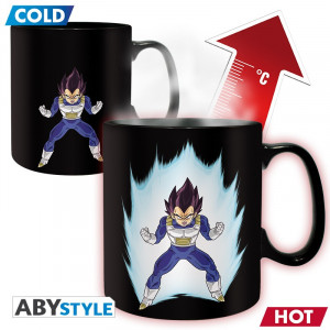 Dragon Ball Z Vegeta Magic  Mug 460ml Tasse