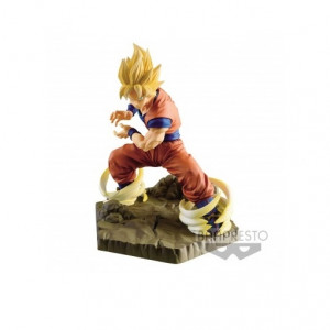 Dragon Ball Z Son Gokou Absolute Perfection 15cm Figur