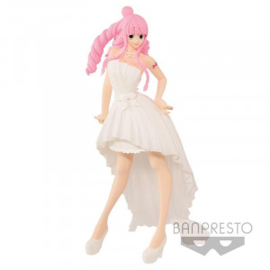 One Piece Perona Lady Edge: Wedding 22cm Figur