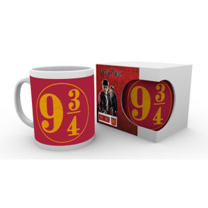 Harry Potter 9 3/4 320ml Tasse