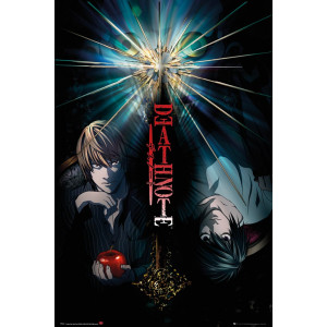 Death Note Duo Poster