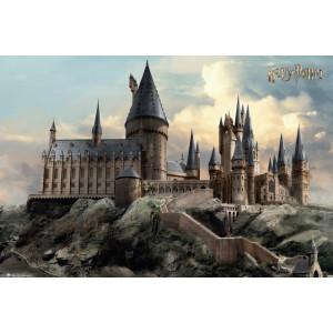 Harry Potter Hogwarts Poster