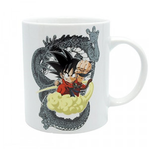 Dragon Ball Goku & Shenlong 320ml Tasse