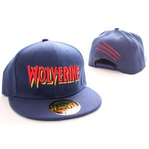 Marvel Comics Wolverine Logo Baseball Cap