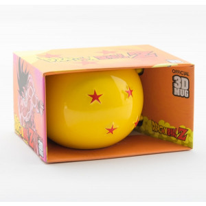 Dragon Ball Z 3D Ball 400ml Tasse