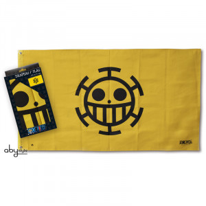 One Piece Trafalgar Law 70x120cm Flagge