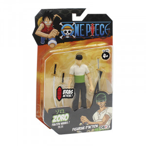 One Piece Zorro 12cm Action-Figur