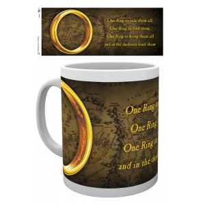 Herr der Ringe The One Ring 320ml Tasse
