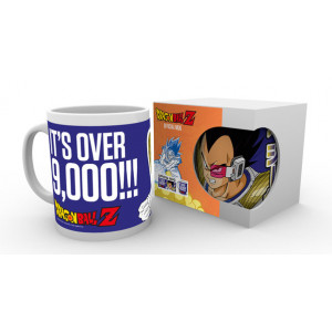 Dragonball 'It's over 9000!!!' 320ml Tasse