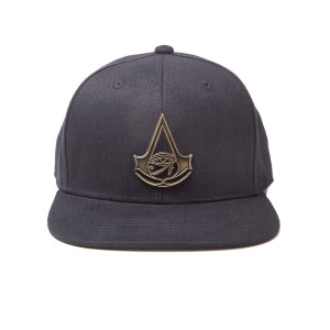 Assassin's Creed Empire - Origins Crest - Metall Logo - Snapback Kappe