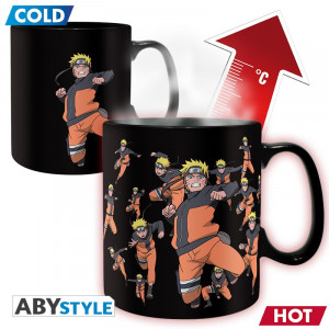 Naruto Shippuden Naruto Magic Mug 460ml Tasse