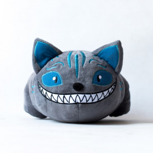 Nemu Neko Laughing Cat Plüsch-Figur