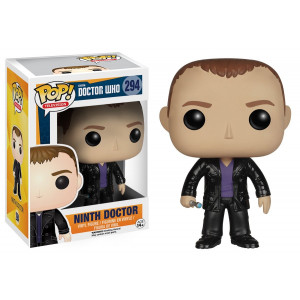 Doctor Who Ninth Dictor #294 Movie Funko POP! Figur