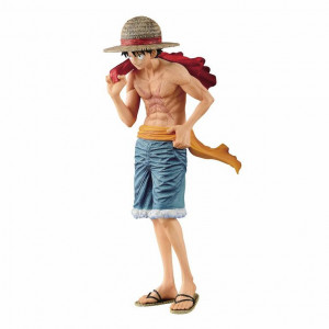One Piece Magazine Vol. 2 Monkey D. Luffy 22 cm Figur