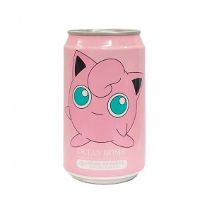 Ocean Bomb Pummeluff Pokemon Peach 330ml Dose